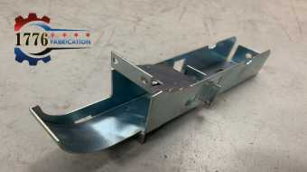 SHEET METAL WELDED ASSEMBLY